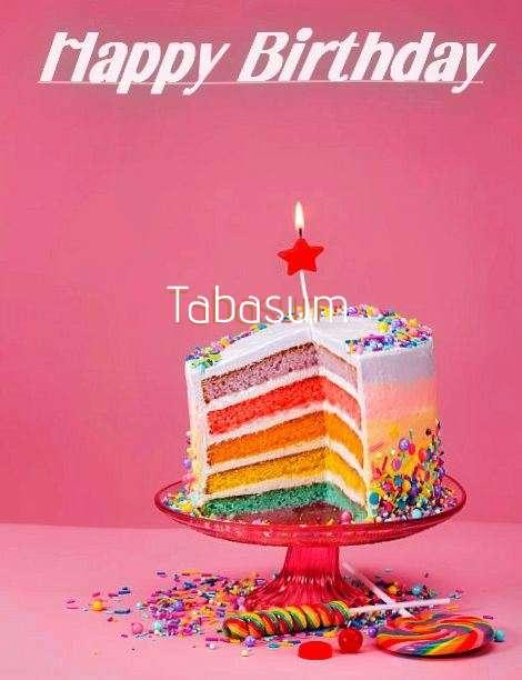 Tabasum Birthday Celebration