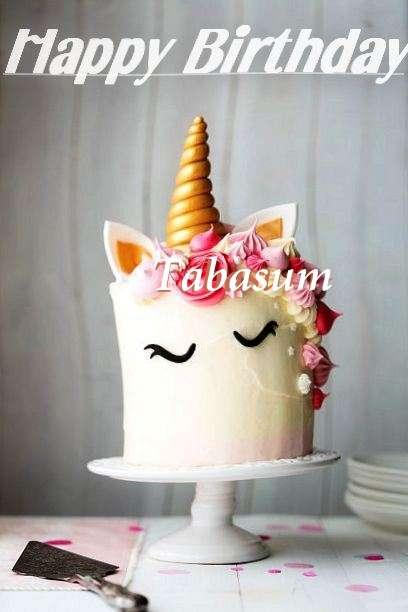 Happy Birthday to You Tabasum