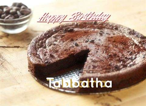 Happy Birthday Cake for Tabbatha