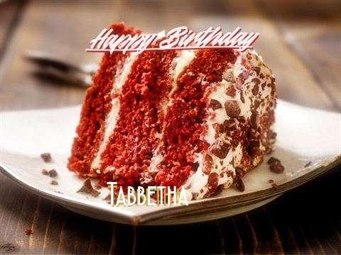 Happy Birthday to You Tabbetha