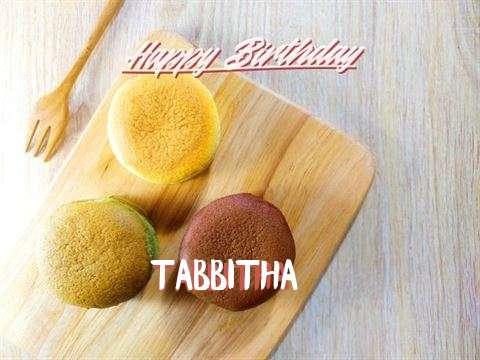 Happy Birthday Tabbitha
