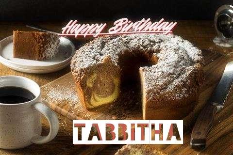 Happy Birthday to You Tabbitha