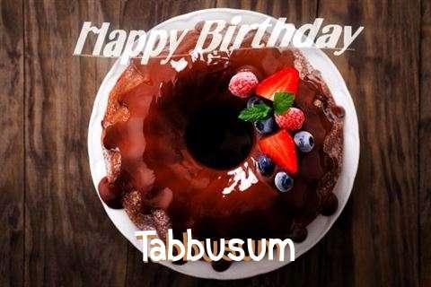 Wish Tabbusum
