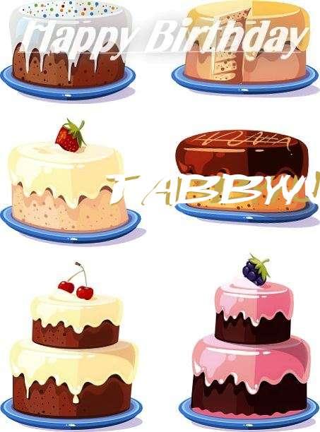 Happy Birthday to You Tabbwum