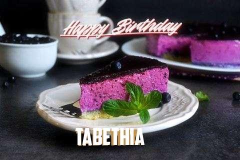 Tabethia Birthday Celebration