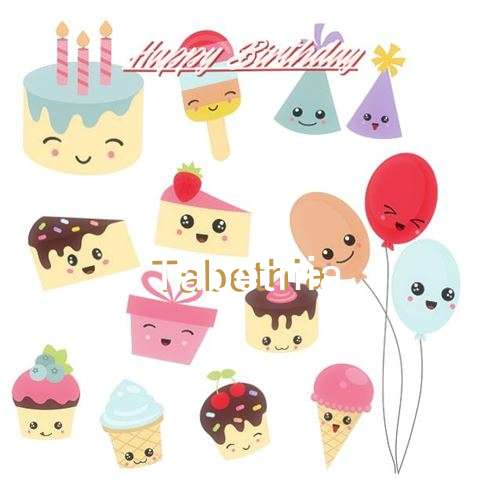 Happy Birthday Wishes for Tabethia