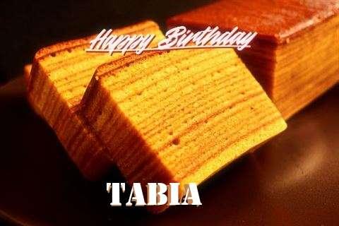 Tabia Birthday Celebration