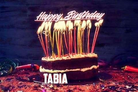 Happy Birthday to You Tabia