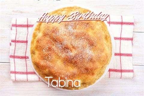 Tabina Birthday Celebration