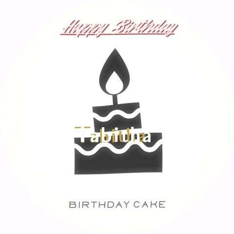 Happy Birthday to You Tabitha