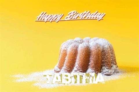 Happy Birthday Tabithia