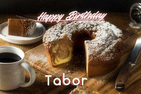 Happy Birthday to You Tabor
