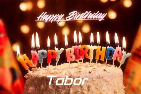 Wish Tabor