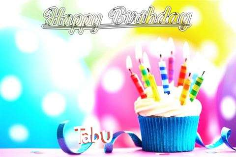 Happy Birthday Tabu