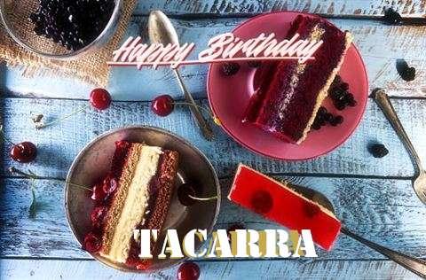 Tacarra Birthday Celebration