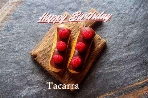 Happy Birthday to You Tacarra
