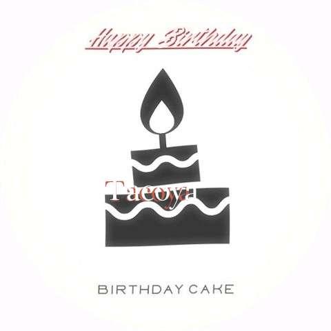 Happy Birthday to You Tacoya