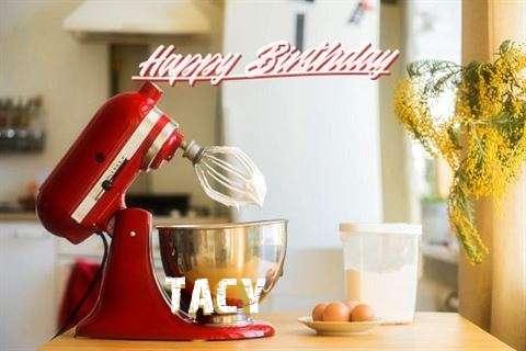 Happy Birthday to You Tacy