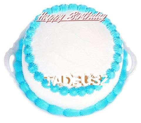 Happy Birthday Wishes for Tadeusz
