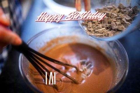 Happy Birthday Tae Cake Image