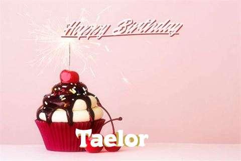 Taelor Birthday Celebration