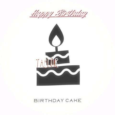 Happy Birthday to You Taelor