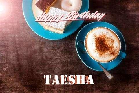 Birthday Images for Taesha