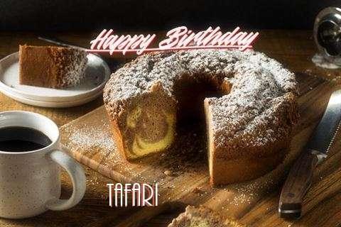 Happy Birthday to You Tafari