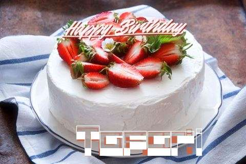 Happy Birthday Cake for Tafari