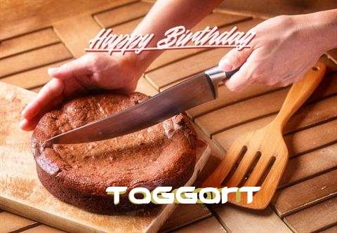 Happy Birthday Taggart Cake Image