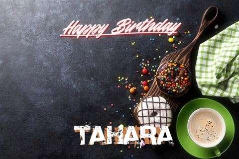 Happy Birthday Wishes for Tahara