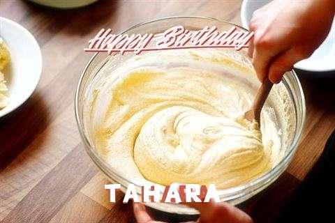 Happy Birthday to You Tahara