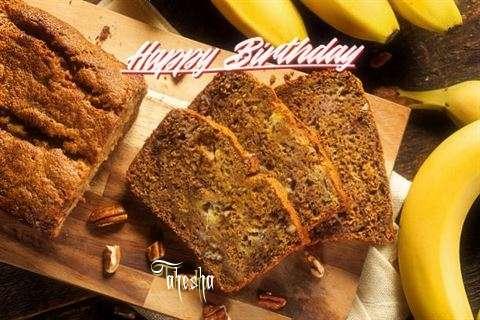 Happy Birthday Tahesha Cake Image
