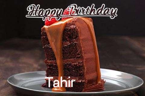Tahir Cakes