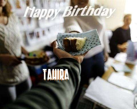 Birthday Wishes with Images of Tahira