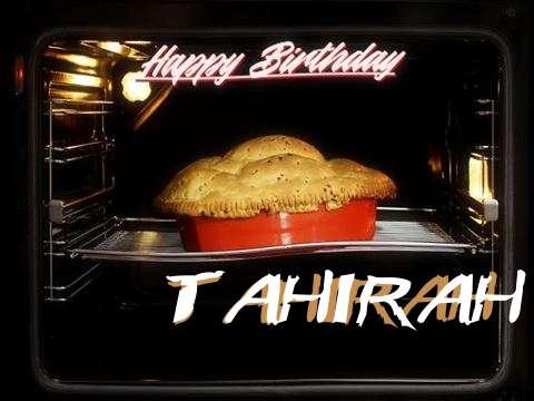 Happy Birthday Wishes for Tahirah