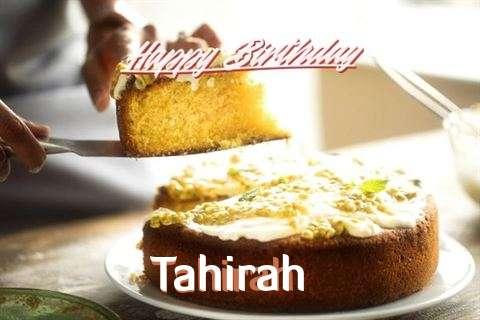Wish Tahirah