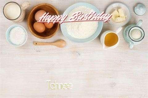 Happy Birthday Tahnee