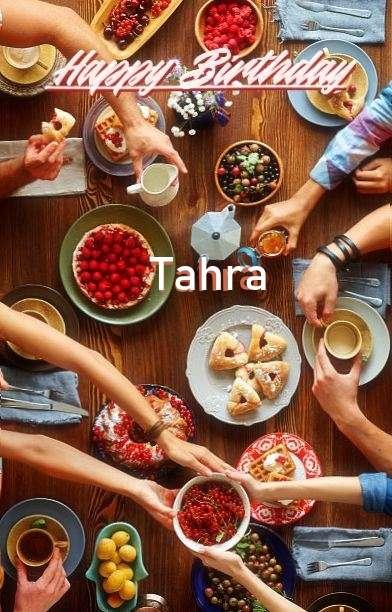 Happy Birthday Tahra