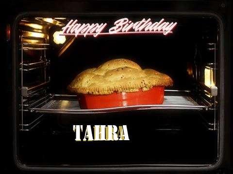 Happy Birthday to You Tahra
