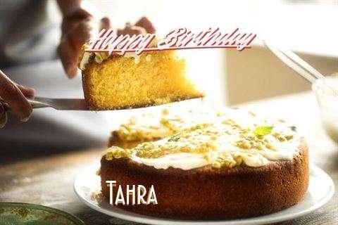 Happy Birthday Cake for Tahra