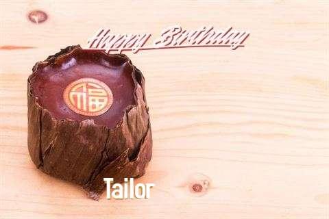 Happy Birthday Tailor