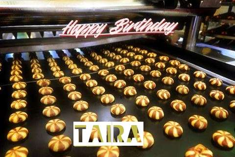 Happy Birthday Cake for Taira