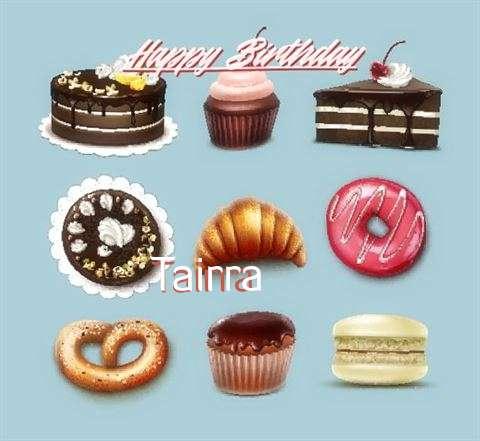 Happy Birthday Tairra