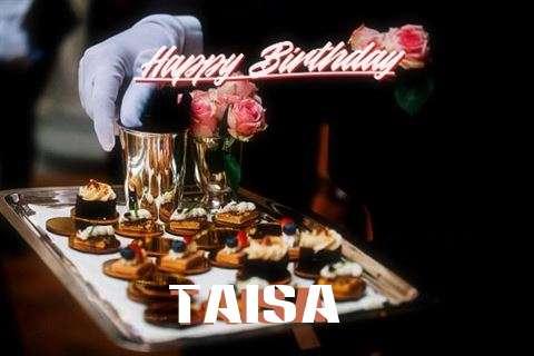 Happy Birthday Wishes for Taisa