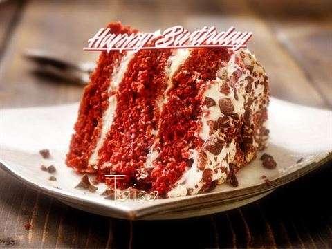 Happy Birthday to You Taisa