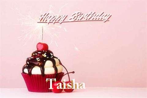 Taisha Birthday Celebration