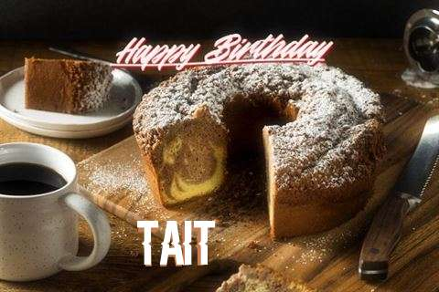 Happy Birthday to You Tait