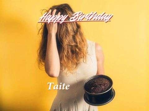 Taite Birthday Celebration