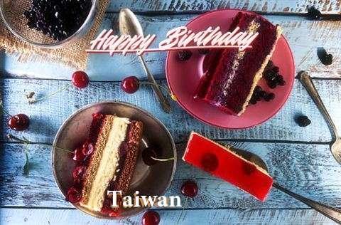 Taiwan Birthday Celebration